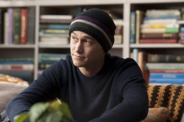 "Joseph Gordon-Levitt portrays a cancer patient in ""50/50."""