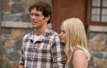 "James Marsden and Kate Bosworth in ""Straw Dogs."""