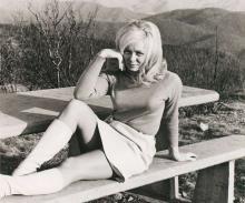 Joyce McKinney in 'Tabloid'