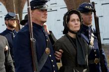 Robin Wright stars as Mary Surratt