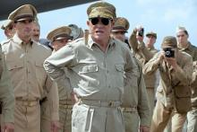 Tommy Lee Jones re-interprets MacArthur in Emperor